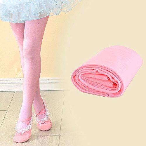 Kids Ballet Tights Child Girls 120 Denier Tap Modern Dance Stockings Dancewear