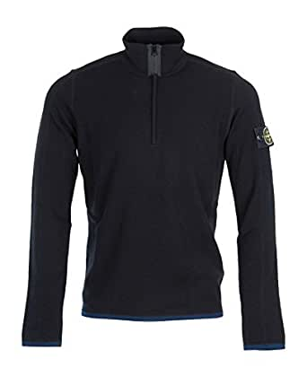 stone island pullover schwarz stone island l bekleidung. Black Bedroom Furniture Sets. Home Design Ideas