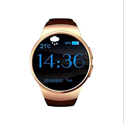 Handy Laufuhr,langlebige Batterie Handy Laufuhr,Smart Gesundheit Armbanduhr Handy Laufuhr,Eingebauter Herzfrequenzmesser Handy Laufuhr,Unterstützen Sie die Kommunikation jederzeit und überall Handy Laufuhr,Sleep-Timer und Snooze Funktion Handy (Bequemer Sleep)