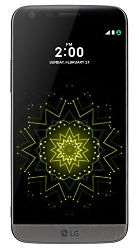 LG G5 SE H840 - Smartphone de 5.3'' (32 GB, 4G, Android 6.0 Marshmallow, cámara de 16 MP), color negro