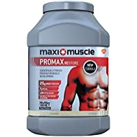 Maximuscle Promax Whey Protein Powder, Vanilla, 1.12 kg