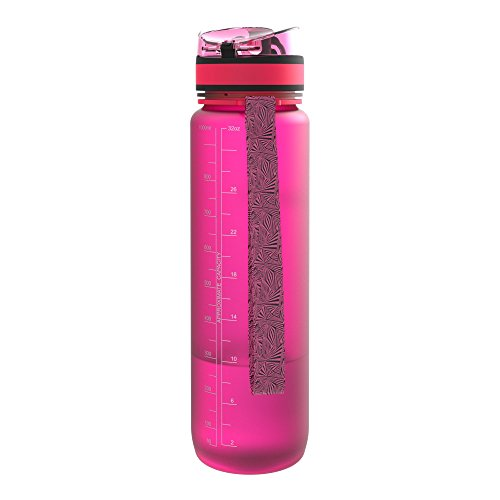 Ion8-Leak-Proof-Gym-Outdoors-Camping-Water-Bottle-BPA-Free-1-litre-1000ml-32oz