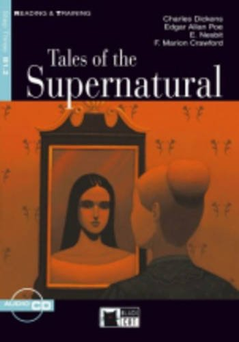 RT.TALES OF SUPERNATURAL+CD