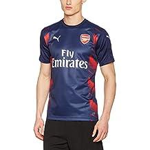 2016-2017 Arsenal Puma Stadium Jersey (Peacot)