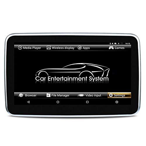 T ECH Tragbarer DVD-Player, Integrierter 10,1-Zoll-270 ° -Drehbildschirm, Eingebaute WiFi-SD-Karte Und USB, Direktes Wiedergabeformat AVI / MP3 / JPEG/RMVB Avi Usb