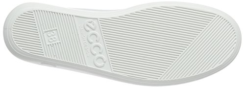 Ecco  ECCO SOFT 2.0, Derby femme Blanc (1007White)