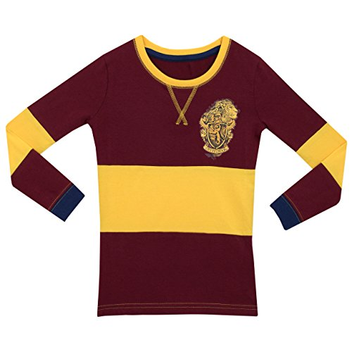 Harry-Potter-Girls-Pyjamas-Snuggle-Fit-Ages-4-to-13-Years