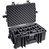 B & W Case Type SPR 6700 (division de compartiment variable) noir