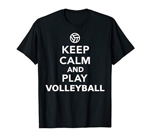 Keep calm Volleyball T-Shirt -
