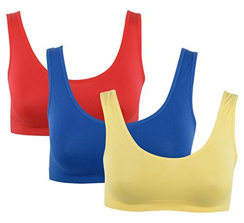 Combo Pack of 3 Ladies Air Bra Slim Lift Look  available at amazon for Rs.499