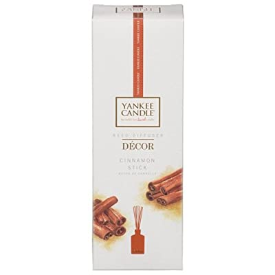 Yankee candle Cinnamon Stick Premium Reed Diffuser, Orange by Yankee candle