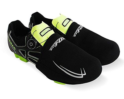 shinmax-bicicletta-scarpe-brevi-coperture-invernali-ciclismo-copriscarpe-copripunta-corto-per-strada