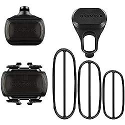 Garmin 010-12484-05 Sensor de Velocidad y cadencia, Unisex, Negro