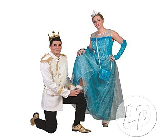 Prinz Charming Kostüm für Herren Gr. 48 50 (Prince Charming Kostüm Schneewittchen)