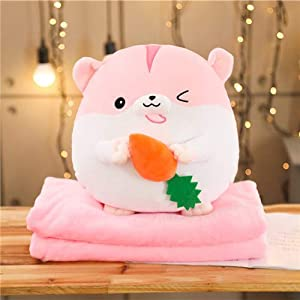 Kawaii Mouse Hamster Peluches, con