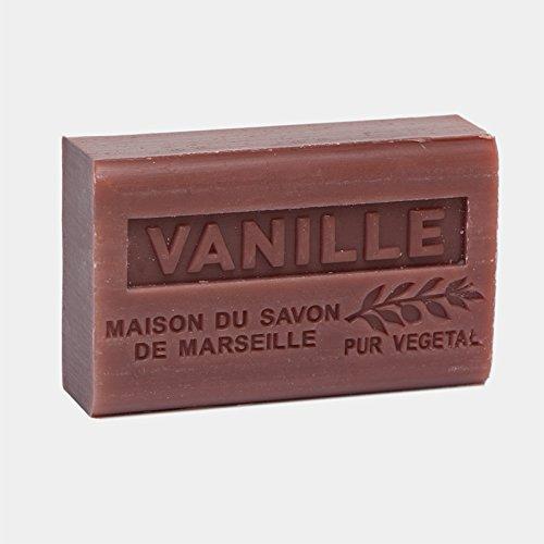 Soap Vanilla Shea Butter 125 g - Maison du Savon de Marseille