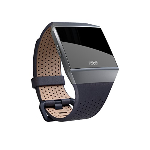 Zoom IMG-3 fitbit ionic braccialetto in pelle