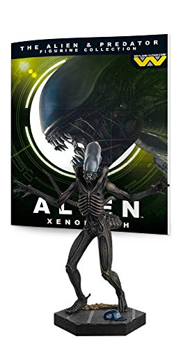 Officer Brust (Eaglemoss Predator Figur Collection # 1: Alien Xenomorph Figur aus Kunstharz)