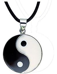 Pendentif yin yang detachable
