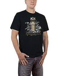 Touchlines Men's Dalek Exterminate T-Shirt