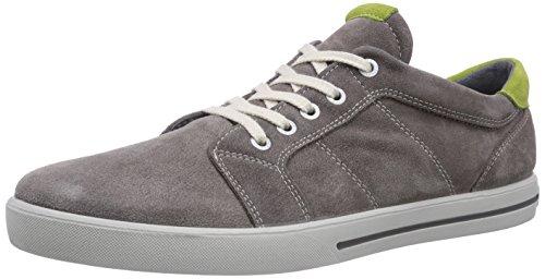 Ricosta Roy, Low-Top Sneaker bambino Grigio (Grau (meteor 463))