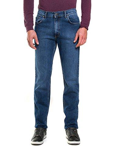 Carrera jeans - jeans per uomo, look denim, tessuto elasticizzato it 60