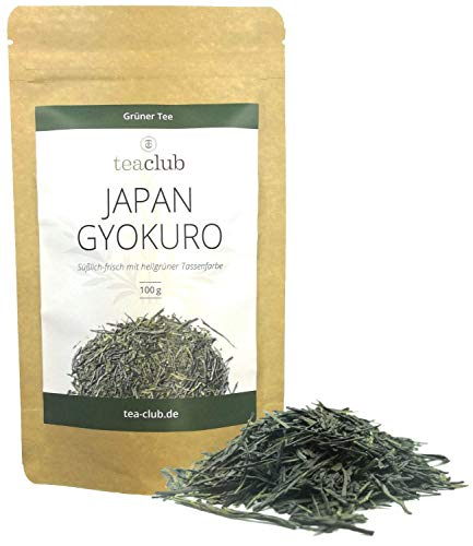 ee Kagoshima 100g, Japanischer Grüner Tee Lose Blätter, Feine Süße und Umami - TeaClub Green Tea ()