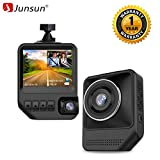 Best Dash Cameras - Junsun Q2 Car DVR Camera Novatek+ IMX323 Dual Review