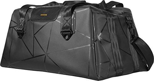 Musterbrand-Deus-Ex-Reisetasche-Armory-Gym-Reise-Tasche-Schwarz-One-size
