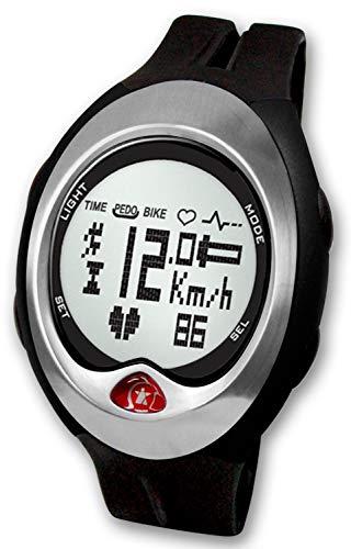 Zeit-Bar Multifunktions-Pulsuhr fürs Laufen und Radfahren