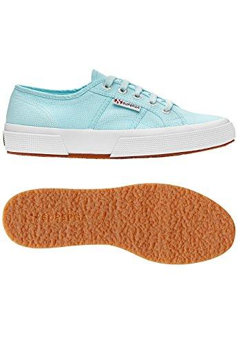 Superga Unisex-Erwachsene 2750-COTU Classic Sneaker, Blau (Azure), 38 EU -
