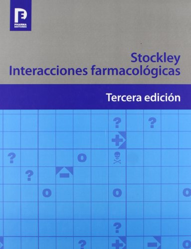 Stockley Interacciones Farmacologicas (3ª Ed.) por Karen Baxter