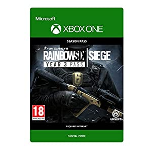 Rainbow Six Siege Year 3 Pass | Xbox One – Download Code