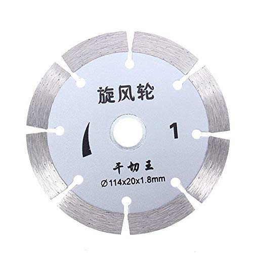 GIlH Diamond Saw Blades Diamond Cutting Disc Cutting 114x1.8x20mm (Tile Saw Blade 10)