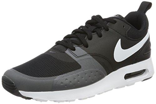 Nike Herren Air Max Vision Sneaker, Schwarz (Black/White-Dark Grey), 43 EU (Air Grau Schwarz)