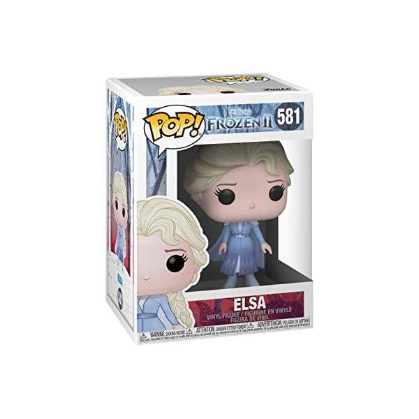 Funko Pop Elsa (Frozen 2 581) Funko Pop Frozen