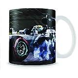 Lewis Hamilton Formula 1 Mug