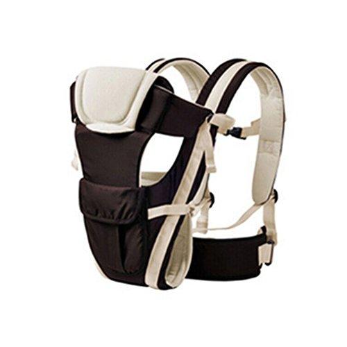 Preisvergleich Produktbild Pixnor Babytrage Baby Träger Ergonomische Träger atmungsaktiv Säugling Baby Tragegurt Tragetuch Känguru Neugeborenen Rucksack
