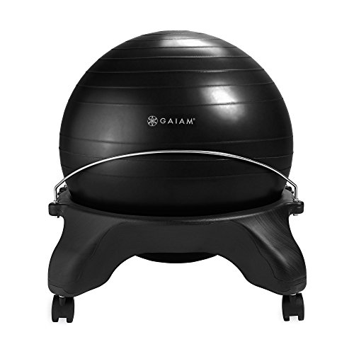 Gaiam Backless Balance – Exercise Balls & Accessories