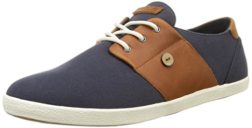 FaguoCypress13 - Sneaker Uomo , Blu (Bleu (005 Navy/Tawny)), 44