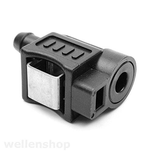 wellenshop Motoranschluss Ø10mm Honda Quadratverbindung