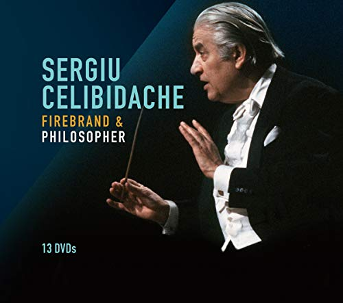 Sergiu Celibidache - Feuerkopf & Philosoph [13 DVDs]