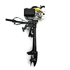 Outboard Engine Motor 2HP 53cc 4T Honda GXH50 Copy Dinghy Kayak Inflatable Boat