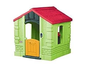 Little tikes 172601e3 maison de jardin la maison des secrets evergreen jeux et - Maison de jardin little tikes colombes ...
