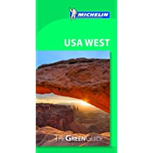 Green Guide USA West (Michelin Green Guide)