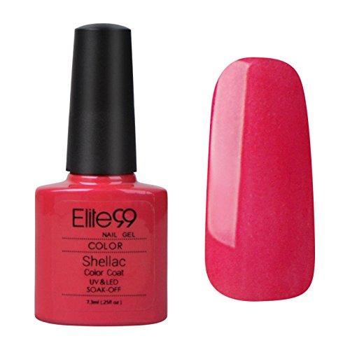 Elite99 Verni A ongles Semi Permanent Soak Off Gel UV LED Nail Art Varnish Manucure 40507
