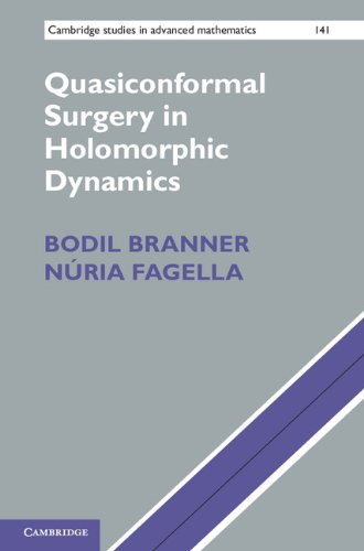 Quasiconformal Surgery in Holomorphic Dynamics (Cambridge Studies in Advanced Mathematics) por Bodil Branner