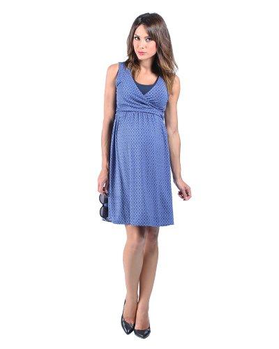 The Essential One -Vestido premamá sin mangas / Vestidos Lactancia para mujer EOM63