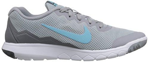 Nike Flex Experience Run 4 Women's chaussure de course à pied - FA15 Wlf Grey/Td Pl Bl/Cl Gry/White
