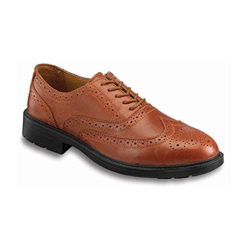 Progressive - Chaussures de sécurité - Homme Marron